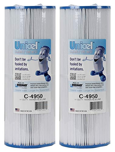 2) New Unicel C4950 Pool/Spa Filter Replace Jacuzzi Cartridg