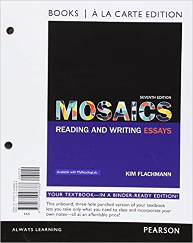 mosaics reading and writing essays 7th edition pdf
