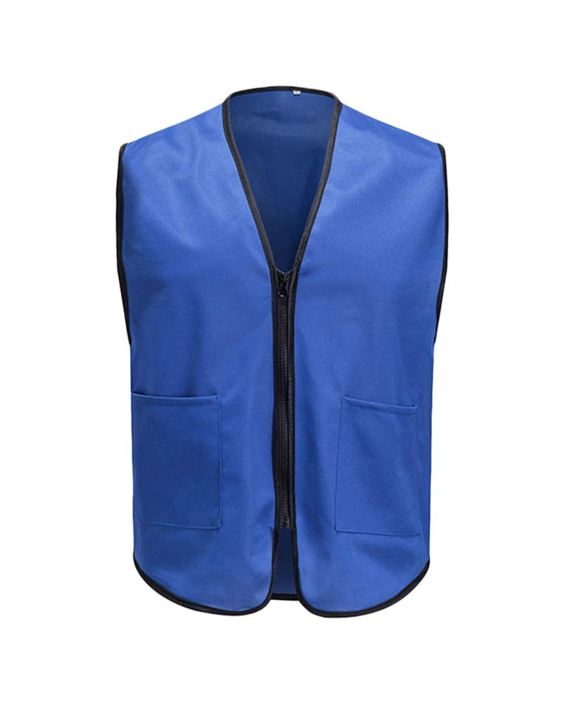 Vest Quick Dry Hunting Thin Gilet Top for Unisex Blue 3XL by Shaoyao