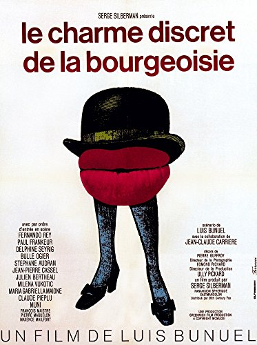 Posterazzi The Discreet Charm of The Bourgeoisie 1972 Tm and 20Th Century Fox. All Rights Reserved./Courtesy Everett Collection Movie Masterprint Poster Print, 8 x 10