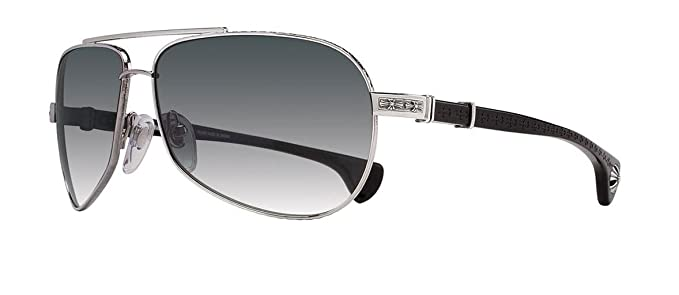 964bc700ac6a Chrome Hearts - Grand Beast - Sunglasses (Shiny Silver-Black