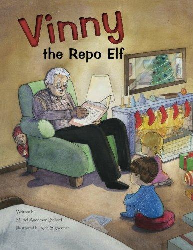 Vinny the Repo Elf