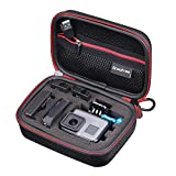 Scootree Hard Carrying Case for GoPro Hero 6/5/4/3+/3/2/1/GOPRO HERO (2018) (Black & Red)