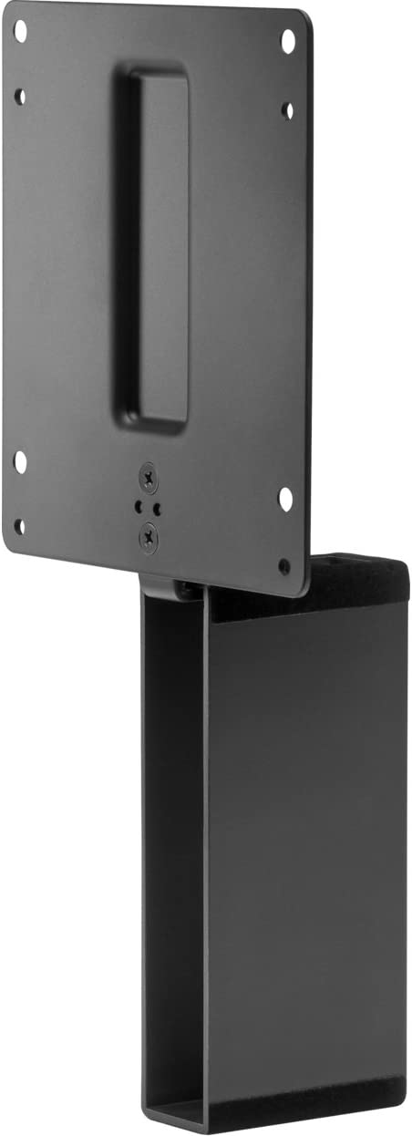 HP 2DW52AA B500 Mounting Bracket for Mini PC, Thin Client, Workstation, Black