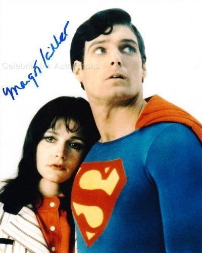 MARGOT KIDDER as Lois Lane - Superman Genuine Autograph from Celebrity Ink