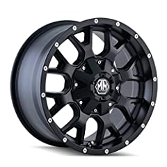 MAYHEM WHEELS DEVELOPMENT WAS IMMINENT AS WE ACCEPTED THE MISSION TO CREATE A BRAND THAT PROVIDES UNIQUE STYLING, PRECISION QUALITY AND SUBSTANTIAL ALLURE. OUR TACTICAL APPROACH TO CONSTRUCTING THE INDUSTRY'S MOST SUPERIOR PRODUCTS RESULTED I...