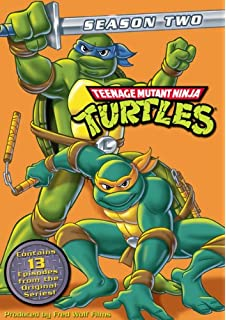 Amazon.com: Teenage Mutant Ninja Turtles - Season 4 (2 Discs ...