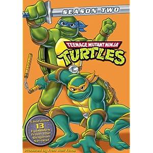 Teenage Mutant Ninja Turtles: The Original Series - Volume Two (2005)