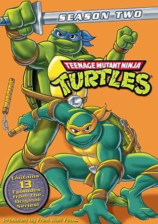 Teenage Mutant Ninja Turtles: The Original Series - Volume Two