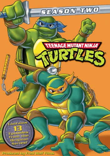 Ninja Turtle Movie (Teenage Mutant Ninja Turtles: The Original Series - Volume Two)