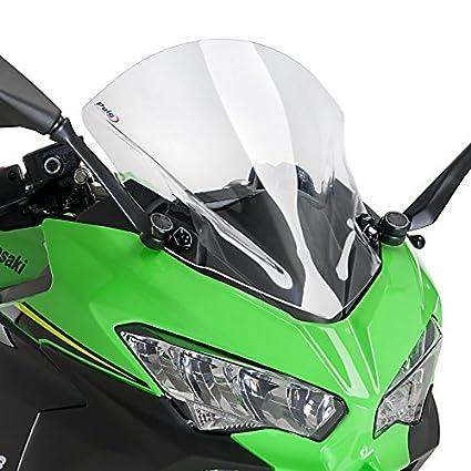 Cupula Racing Kawasaki Ninja 400 18-19 Transparente Puig ...
