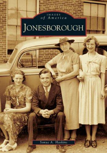Jonesborough   (TN)   (Images of America)