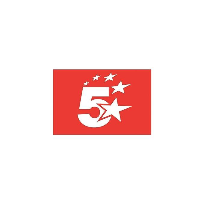 5 Star 356335 - Agenda telefónica con anillas (80 páginas ...