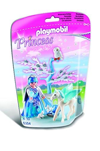 Playmobil-Hadas-Hada-de-invierno-con-beb-Pegaso-5354