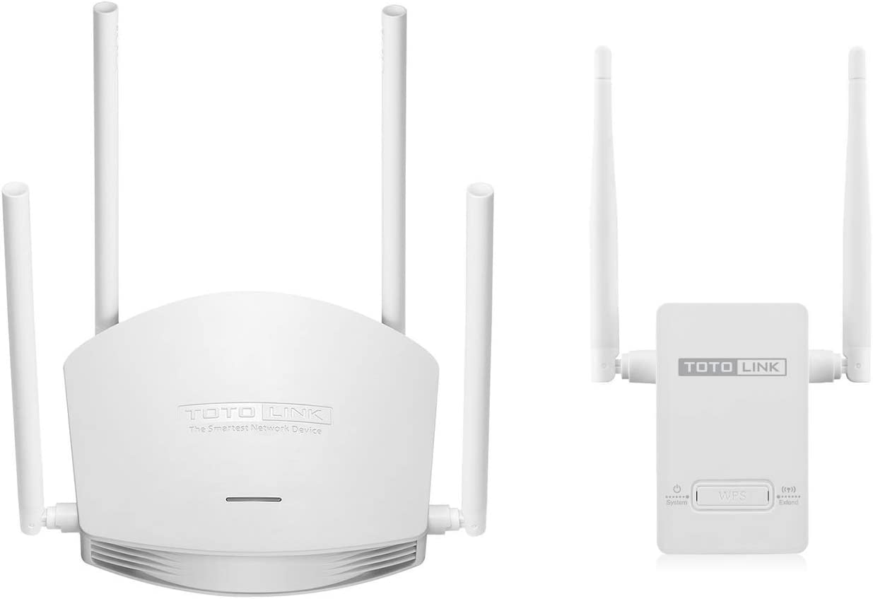 2.4G high Speed Wireless Router N600R TOTOLINK 600Mbps Wireless N Router
