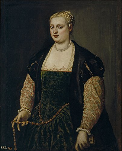 the-perfect-effect-canvas-of-oil-painting-veronese-paolo-lavinia-vecellio-ca-1560-size-16-x-20-inch-