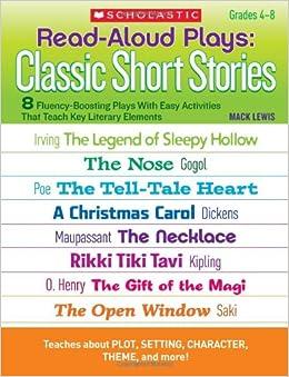 Amazon.com: Read-Aloud Plays: Classic Short Stories: 8 Fluency ...
