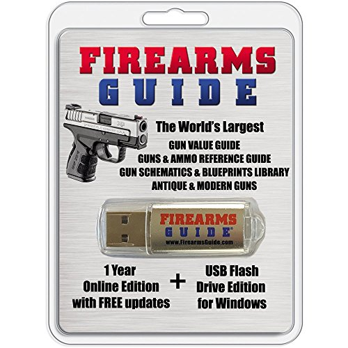 Firearms Guide 8th Edition - USB Flash Drive & Online Edition Combo
