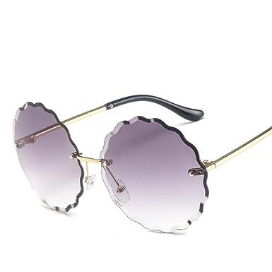 SK&2SOK Gafas De Sol, Gafas De Sol Europeas Y Americanas Con ...