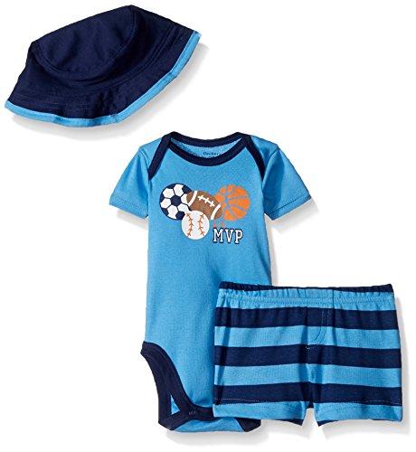Gerber Baby Bodysuit Short Bucket