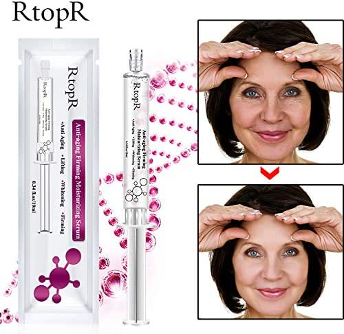 ❤️Jonerytime❤️ Protein Hyaluronic Acid Liquid Essence Moisturizing Wrinkle Anti Aging Collagen 10ML