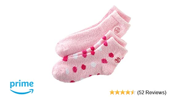 Amazoncom Earth Therapeutics Aloe Socks 2 Pair Per Package Pink