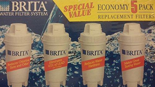 5 pack brita filter - 6