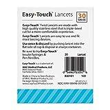 EasyTouch Twist Lancets - 30