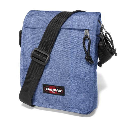 Eastpak Borsa Messenger Modello Flex EK74632A Blu (Two Blue) 4.5 liters
