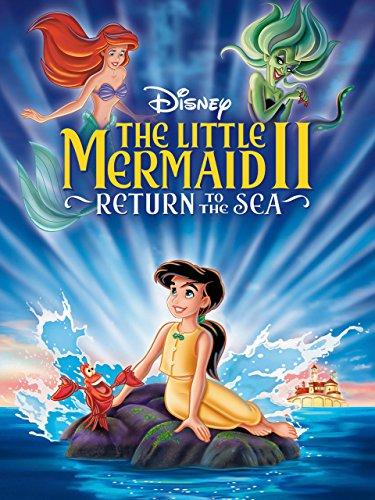 Little Mermaid II:  Return to The Sea (Mermaid 3 Little The)