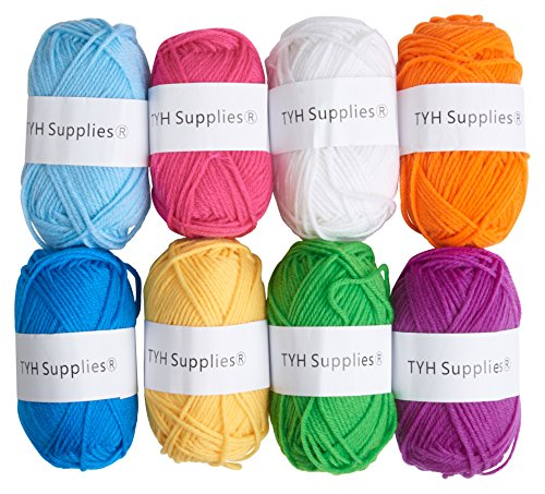 TYH Supplies Assorted Acrylic Rainbow product image