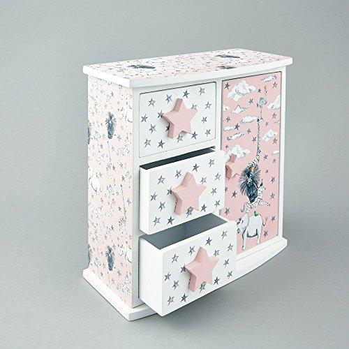 Party Animals keepsake Box by Floss & Rock