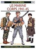 US Marine Corps 1941-45, Gordon Rottman, 1855324970