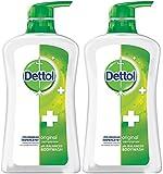 Best Antibacterial Body Washes - Dettol Anti Bacterial pH-Balanced Body Wash, Original, 21.1 Review