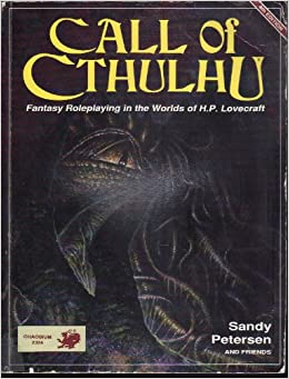 `ONLINE` Call Of Cthulhu: Fantasy Roleplaying In The Worlds Of H.P. Lovecraft. seeing estilo cuides Engineer Protege LWfilms desktop industry