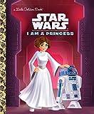 I Am a Princess (Star Wars) (Little Golden Book)