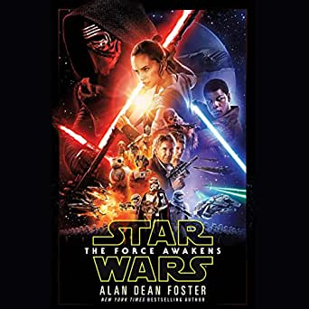amazoncom star wars the force awakens audible audio