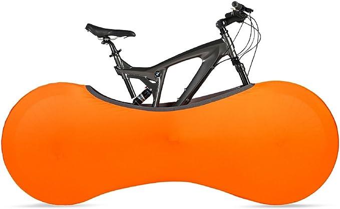 4. Velosock Full Bike Cover for Bike Racks