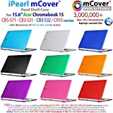 """iPearl mCover Hard Shell Case for 15.6"""" Acer"""