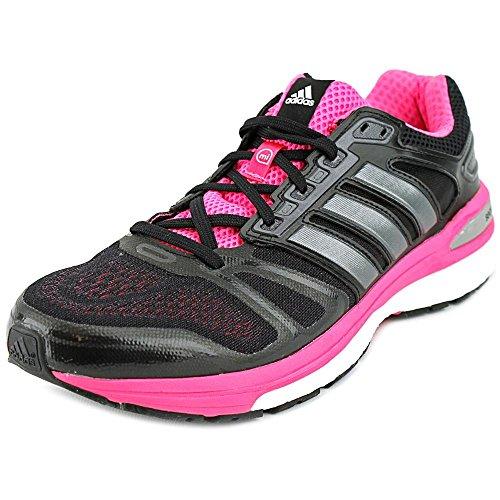 Adidas Supernova Boost Sequence 7 - Womens Black/Pink 6.5