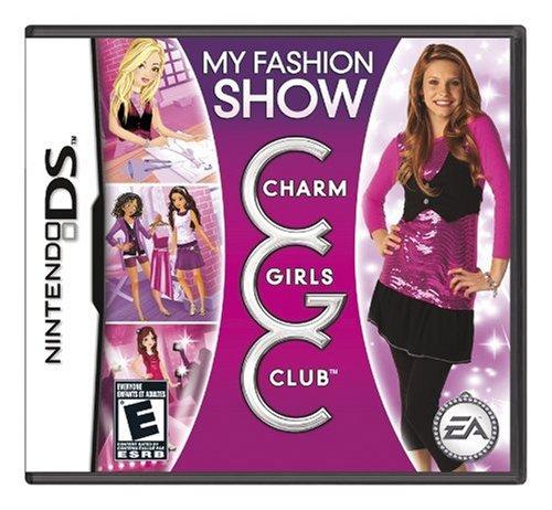 Charm Girls Club: My Fashion Show - Nintendo - Stores Fashion Show