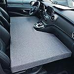 kfoames-Materasso-pieghevole-letto-anteriore-Camper-per-Mercedes-Classe-V-colore-grigio-2014
