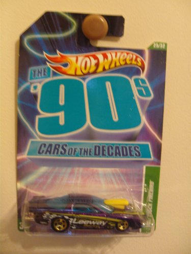 (Hot Wheels 90's Cars of the DECADES Pro Stock Firebird 25/32)