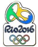 PINS Rio de Janeiro 2016 Olympics Logo