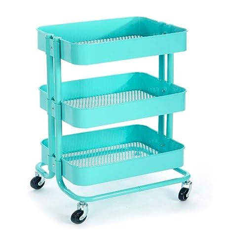 Nueva Cocina De Almacenamiento Rack Carro Tabla De Cortar Cuchillo De Cocina De Metal Multifunción,