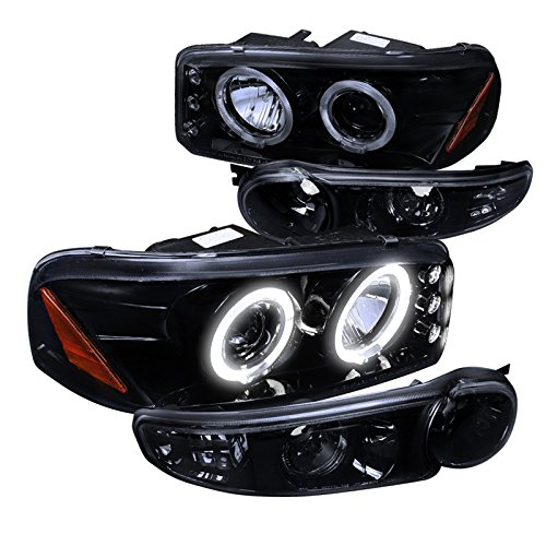05 denali halo headlights - 5
