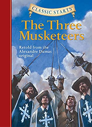 book cover of The Three Musketeers