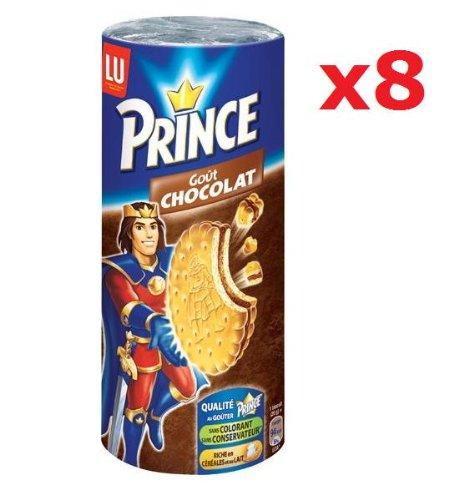 Choco Prince Cookies 300 grams (8 pack)