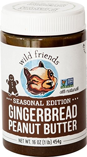Wild Friends Foods Gingerbread Peanut Butter