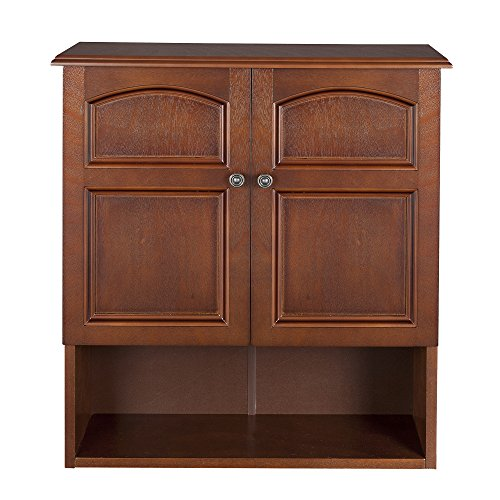 Martha 22.25″ W x 25″ H Wall Mounted Cabinet by Elegant Home Fashions